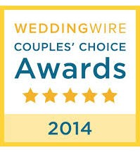 WeddingWire Awards 2014