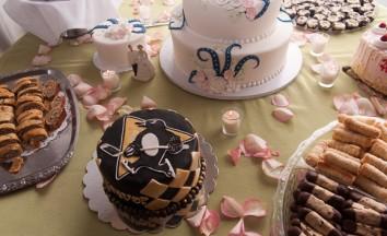 Pittsburgh Wedding Cookie Table