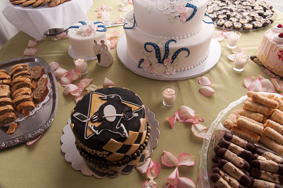 In Pittsburgh The Wedding Cookie Table Is A Wonderful