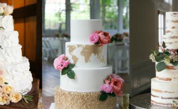 Otto Productions Wedding Cake Image